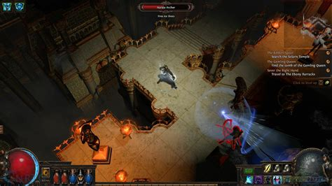 exle of falling path of exile the fall of oriath beta preview onrpg