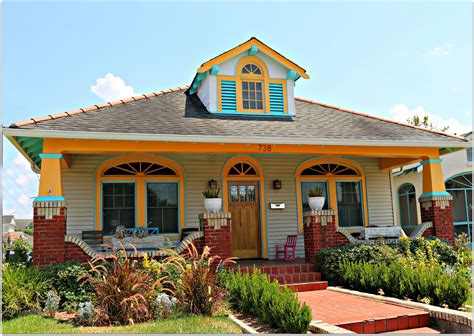 new orleans colorful houses new orleans homes and neighborhoods 187 craftsman colorful