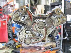dart auto audi s4 v8 timing chains