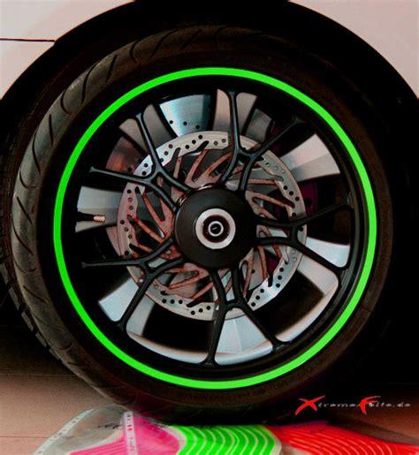 Felgenaufkleber Neon by Felgen Aufkleber 3 Mm Neon Gr 252 N Felgenrandaufkleber 10 22