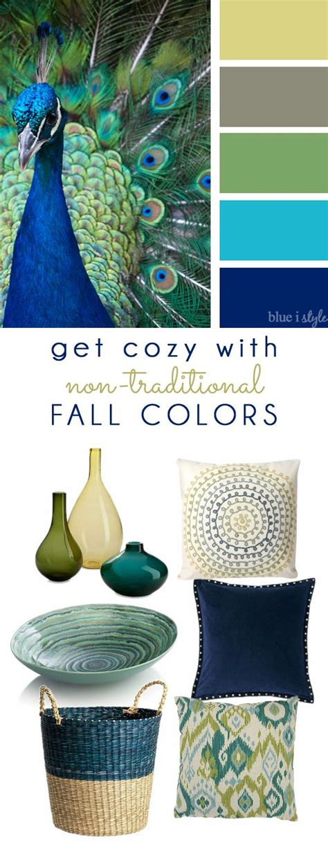 french feathers home decor and accessories decorating with style get cozy with non traditional fall