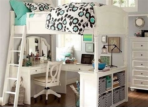 teenage girl room ideas for small rooms