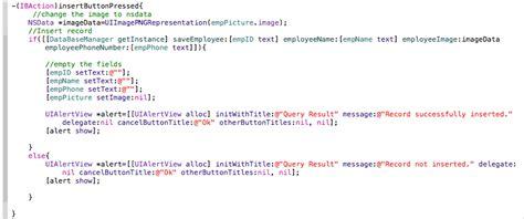 xcode database tutorial for beginners ios sqlite tutorial for beginners