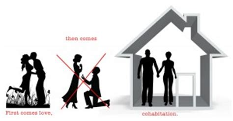 Co Habitating Before Marriage Where To Draw The Line by The Benefits And Risks Of Cohabitation Among Adults