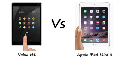 Spesifikasi Tablet Android 8 Inchi Nokia N1 nokia n1 vs apple mini 3