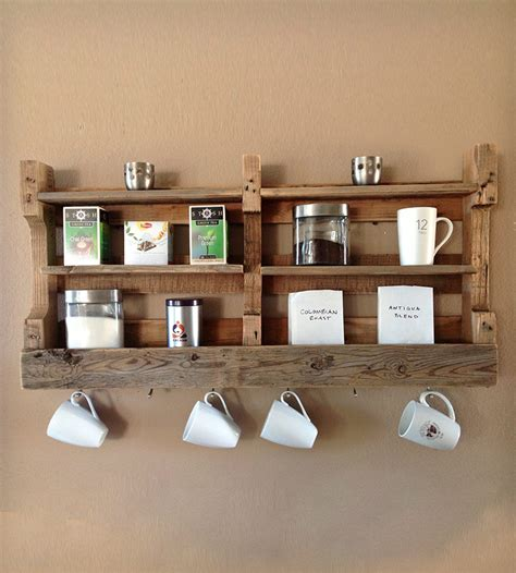 Coffee Shelf salvaged wood coffee tea shelf home decor lighting hutson scoutmob product detail