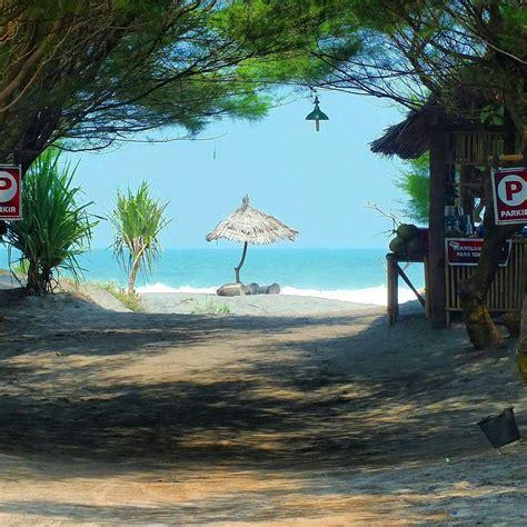 lokasi  rute menuju pantai cemara sewu bantul jogja