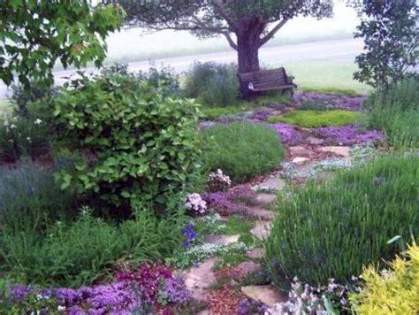 Cottage Landscape Design by Cottage Garden