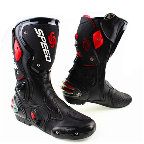 motorcycle boots store buy 2013 motorcycle boots speed bikers racing boots