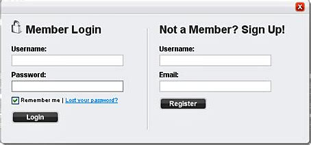 cara membuat program login dengan php cara membuat form sign up dan form login pada web design