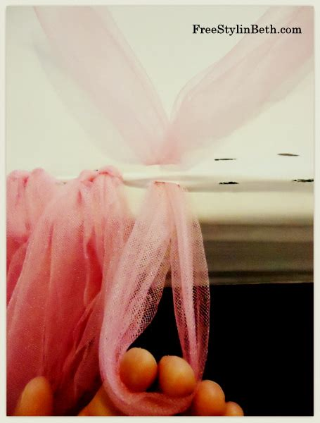tutu bed skirt no sew tutu bed skirt do it and how