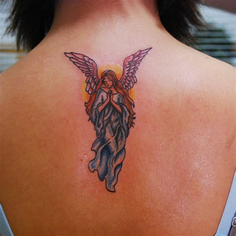 tattoo angel woman 25 extraordinary angel tattoos for women creativefan