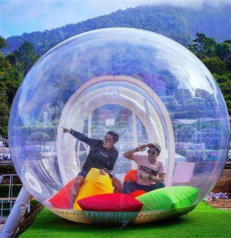 wisata ayana gedongsongo spot foto kekinian  semarang