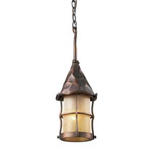 outdoor pendant light rustica 1 light outdoor pendant 388 pendant lighting