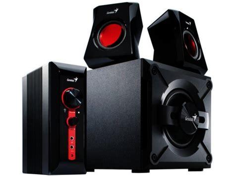 Speaker Genius Sw G 2 1 1250 review genius sw g2 1 1250 speaker system