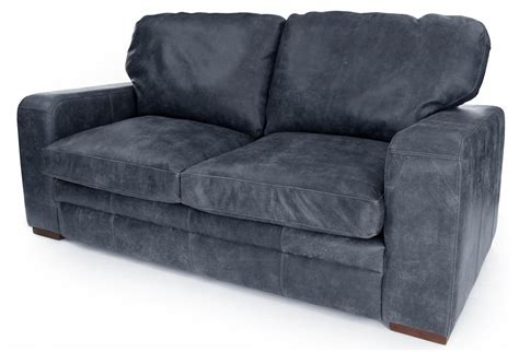 Rustic Sofa Beds Urbanite Rustic Leather 3 Seater Sofa Bed From Boot Sofas