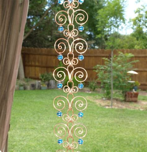 Jewellery Garden Decoration by Chain Twists On Wire Is Beautiful Types Of Jewelry
