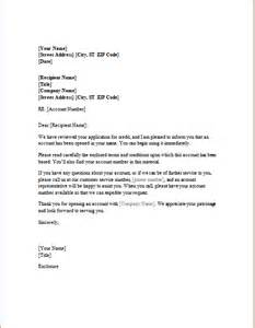 Business Letter Templates Credit credit approval letter template for word word amp excel templates