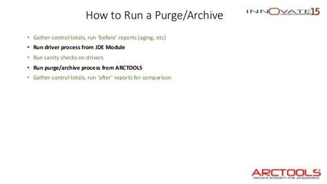 jd edwards archiving  upgrades  case study  dbg