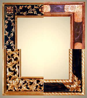 cornici artigianali 669 6 argento cornici laccate oro a guazzo