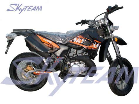 50ccm Motorrad 2 Takt by Skyteam 50ccm 2 Takt Supermoto Bike Motorrad Ewg