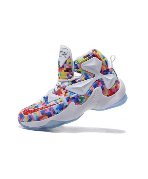 colorful shoes nike lebron 13 lebron 2016 quot colorful quot shoes