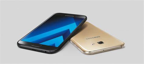 Samsung A3 A5 A7 2018 Samsung Galaxy A3 2018 A5 2018 And A7 2018 Leaks And