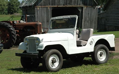 1963 Willys Jeep Leif Pistole