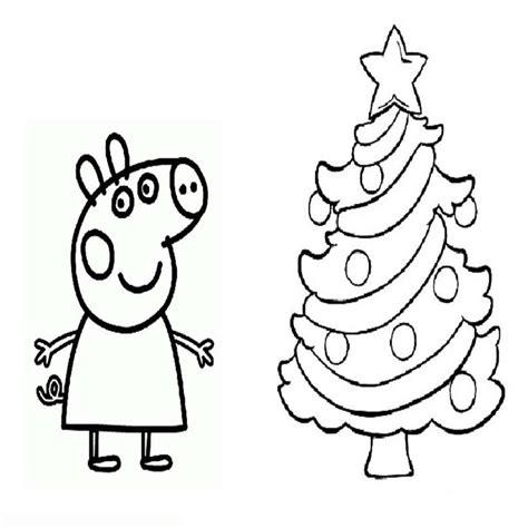 dibujos de navidad para colorear de peppa pig dibujos de peppa pig para colorear y imprimir