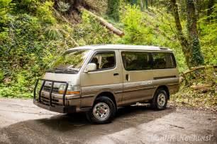 Booster Hardtop Hiace Diesel 1991 toyota hiace custom limited 4wd diesel