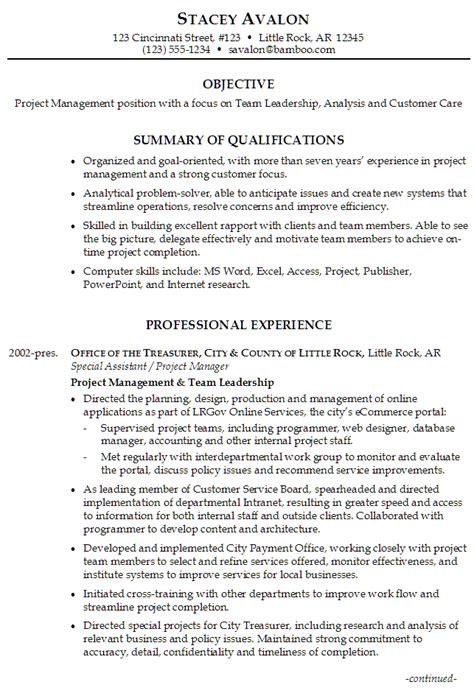 team leader resume expert samples for position logistics lead sample
