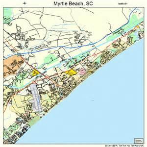 myrtle south carolina map 4549075