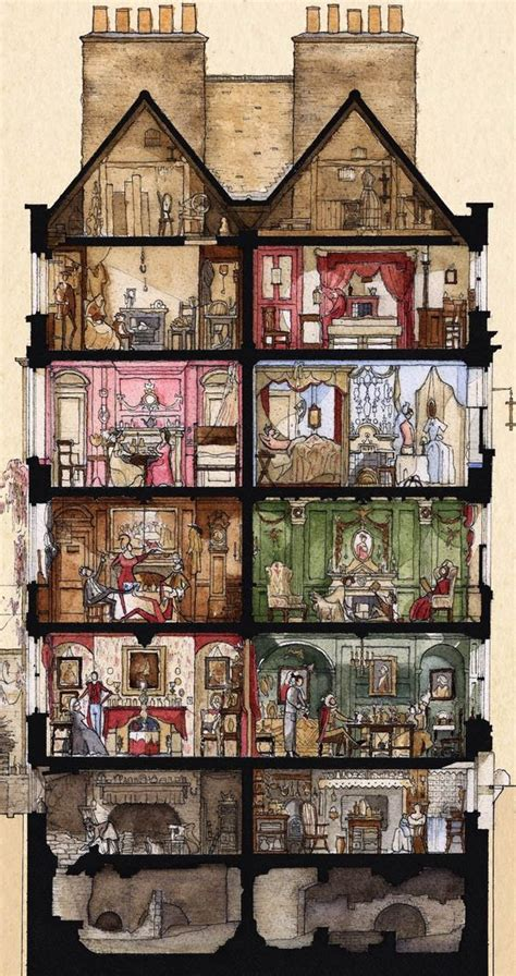 Old Victorian House Plans by Harry Potter Why Is Grimmauld Place S Kitchen In The