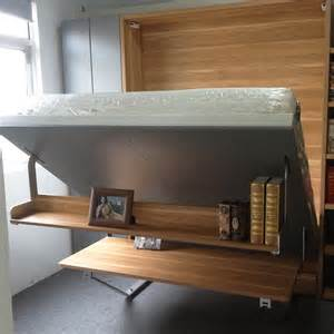 Folding Desk Bed Transformable Wall Beds Foldable Beds With Desk Folding Beds Transformable Furniture View