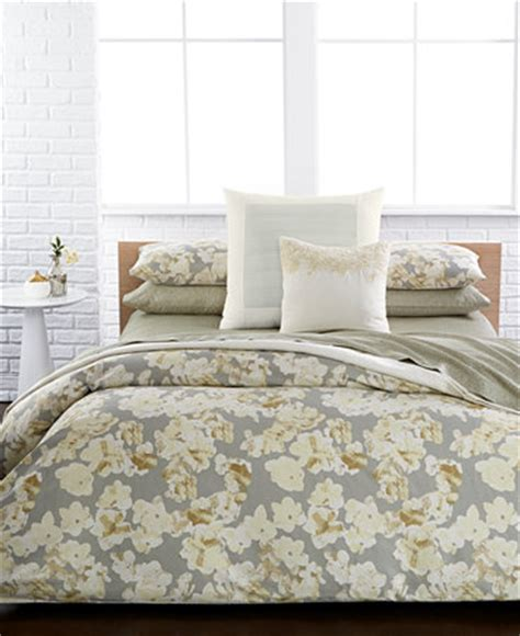 Calvin Klein Bedding Sets Calvin Klein Vaucluse King Comforter Set Bedding Collections Bed Bath Macy S