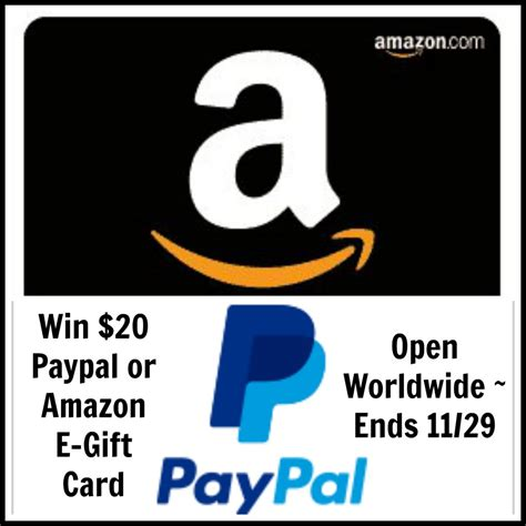amazon gift card paypal welcome to the turkey trot giveaway hop win 20 amazon or