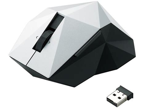 Origami Computer Mouse - elecom s mouse inspired by origami