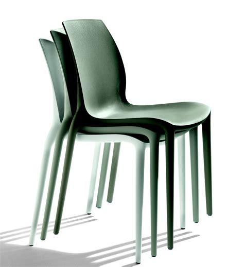 sedie ecopelle colorate sedia hidra impilabile in plastica e fibra di vetro o