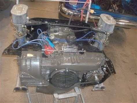 small engine service manuals 1989 volkswagen type 2 on board diagnostic system classic vw bus motor rebuilt by lastchanceautorestore com youtube