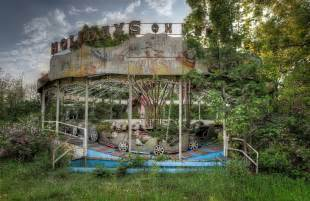 Forgotten Places by Images Of These Abandoned Places Will Give You Chills