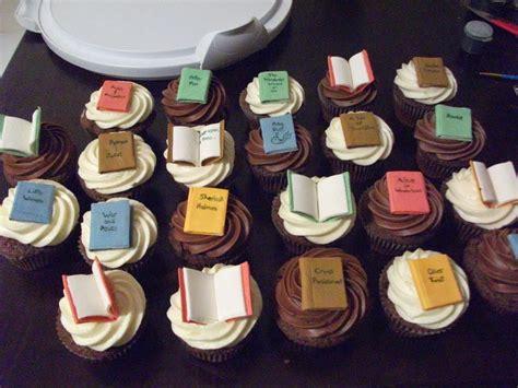 libro cupcakes lectores apasionados tortas de libros