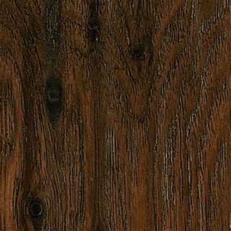 Discontinued Bruce Hardwood Flooring by Bruce Hickory Homestead Brown 8 Mm Thick X 4 92 In Wide X