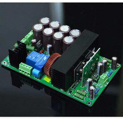 Power Class D Irs 2092 Kotak hifi high power irs2092 irfb4227 class d mono digital power lifier board 1000w stage power