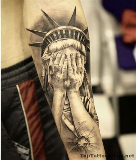 liberty tattoos the world s catalog of ideas