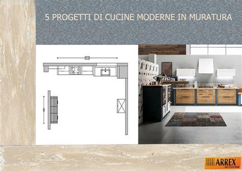 progetti cucine moderne fabulous with progetti cucine moderne