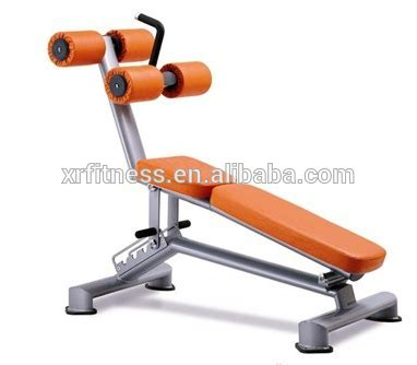 hammer strength sit up bench fitness equipment adjustable bench 8841 gym equipment
