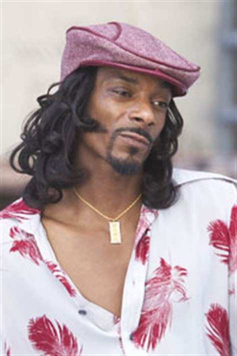 fashion for snoop dogg hair down snoopy might walk into the club all stoned and looking