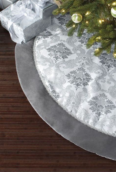 48 best images about tree skirts on pinterest elegant