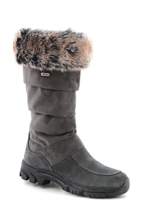 mammal tosca oc womens snow boots grey 2014 ebay