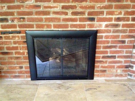 fireplace door replacement chimney door masters services fireplace doors quot quot sc quot 1